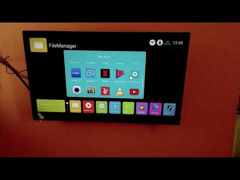Smart TV How to Update Google Play Services - 2018