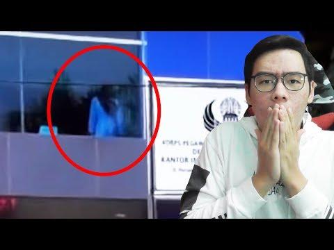 ADA PENAMPAKAN TERTANGKAP DI VIDEO GW...