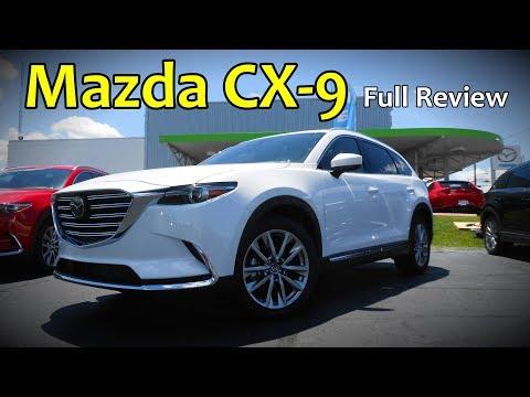2017 Mazda CX-9: Full Review   Signature, Grand Touring, Touring & Sport