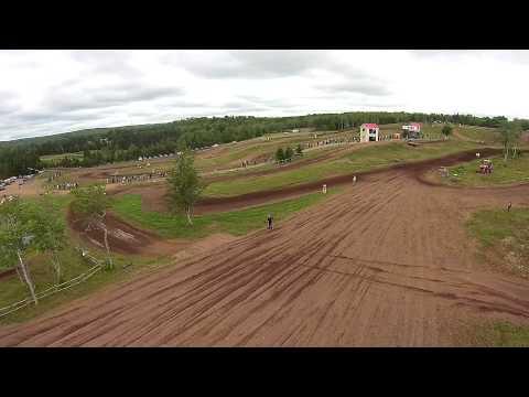 Blade 350 QX3 - Mt Thom Motocross Park, Truro NS