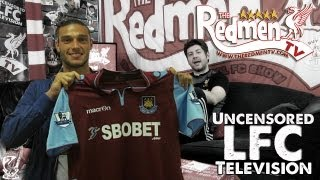 Andy Carroll Signs for West Ham on Loan (Uncensored Reactions)