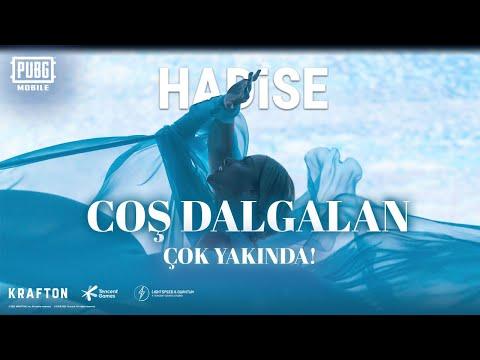 Hadise - Coş Dalgalan Teaser l PUBG MOBILE