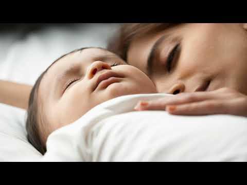 Почему ребенок давится слюной во сне?