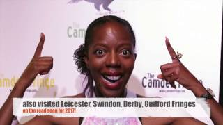Joy Carter at Camden Fringe Festival 2016