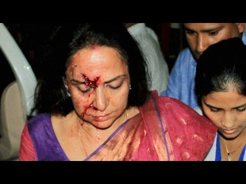 Hema Malini blames girl's father for her death in accident