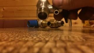 видео Для чего необходим предохранительный клапан для водонагревателя