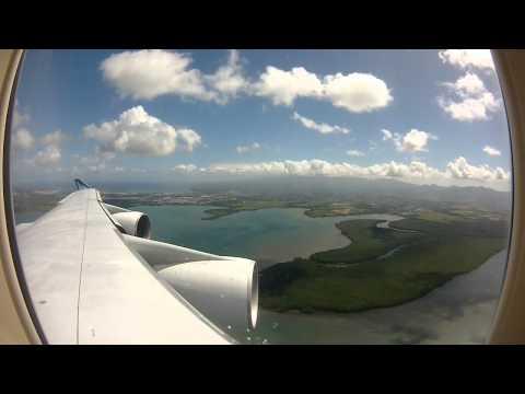Arrivée a pointe a pitre Guadeloupe 720 p