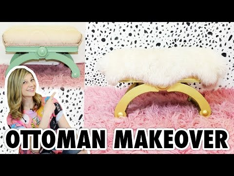 DIY Glam Furniture Makeover - HGTV Handmade