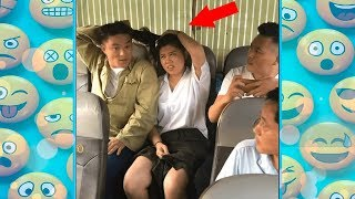 Video FUNNY Videos 2018 People doing stupid things  compilation#49 Try not to laugh download MP3, 3GP, MP4, WEBM, AVI, FLV Agustus 2018