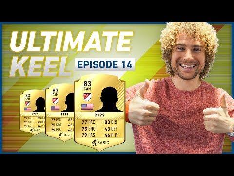 Ultimate Keel - Episode 14   MLS Ultimate Team Series