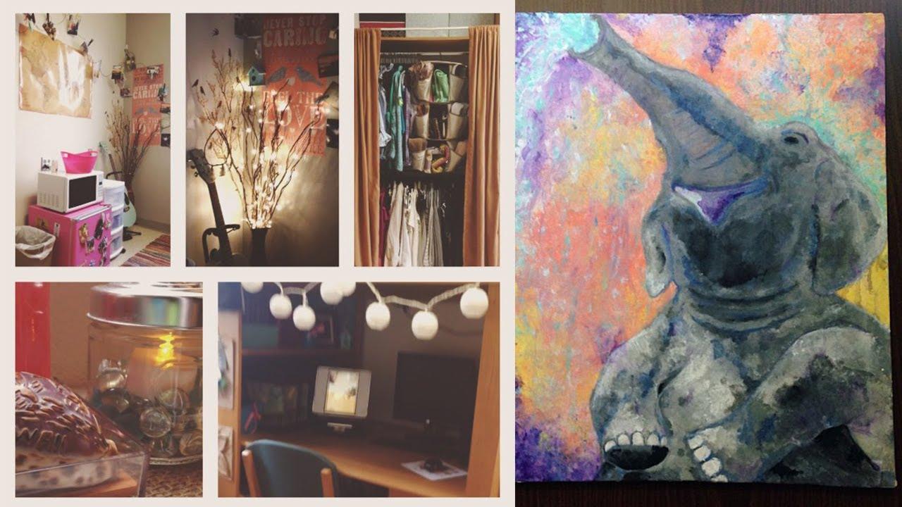 Get Inspired: Dorm Room Tour 2013   YouTube Part 43