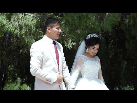 Свадьба Некруз и Гулафзо