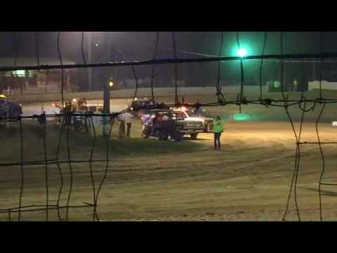 Matt Humphrey- 8--5-17 Charleston Speedway Feature