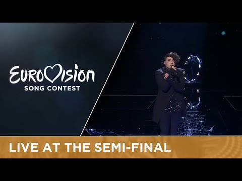 Hovi Star - Made Of Stars (Israel) Live at Semi-Final 2 - 2016 Eurovision Song Contest