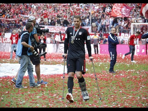 MANUEL NEUER - Come Back ● 2017 / 18 | 1080p-60 (HD)