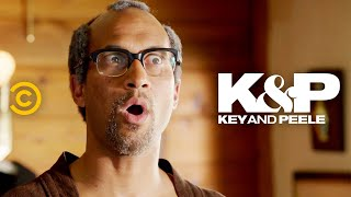 Is This Guy Jordan's Real Father? - Key & Peele