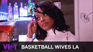 Malaysia Pretends She Doesn't Know Angel | Basketball Wives LA