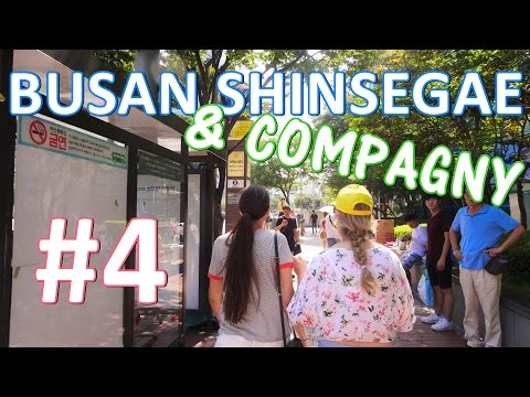 VLOG 4:  BUSAN SHINSEGAE & COMPAGNY  2016 | HD VFT