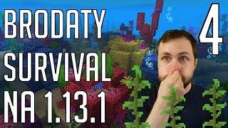 Brodaty Survival na 1.13.1 - WŁĄCZAMY FULL PvP!