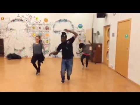 STONEBWOY ft SARKODIE- BAAFIRA (Benjamin Tagoe Dance Crew)