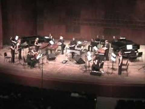 Music For 18 Musicians By Steve Reich Beginning Youtube