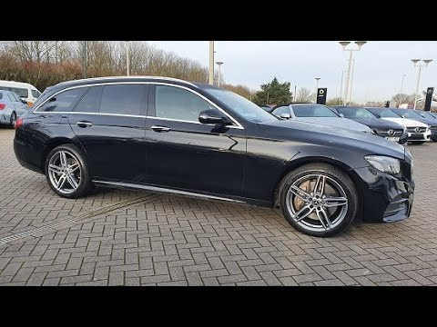 Mercedes-Benz E400d 4Matic AMG Line Estate - HX19WHA