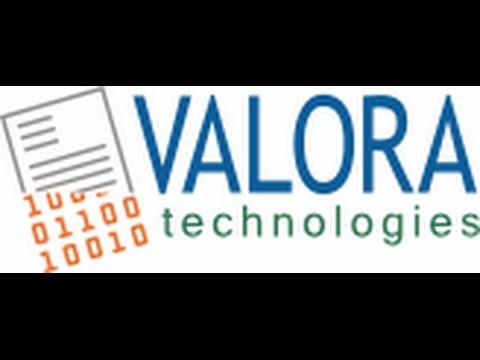 Valora Data Mining Email & Attachments Presentation
