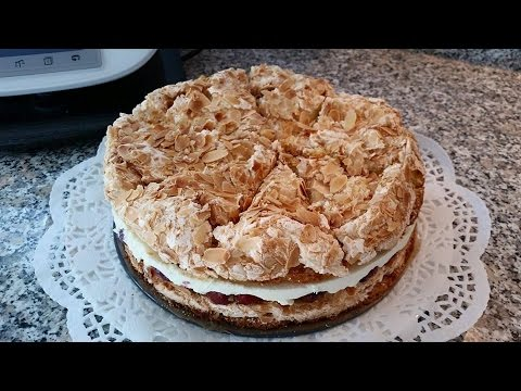 Thermomix Tm 5 Himmelstorte Youtube