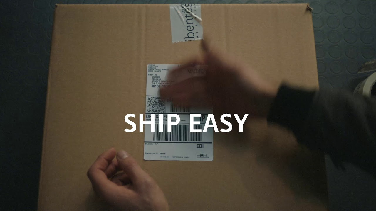 UPS: We Get Small with Shipping Made Easy