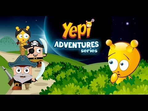 Yepi Adventures - The Official Series