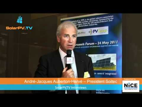SolarPV.TV - 5th SEMI Brussels Forum Report  Quo Vadis The European Solar PV Industry.mp4