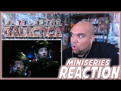 Battlestar Galactica REACTION Mini Series Part 3