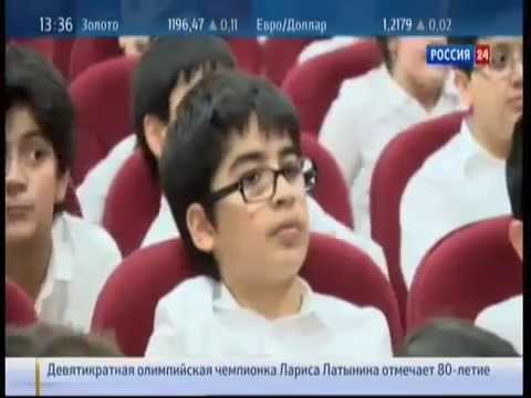 Мехрибан Алиева - Россия 24TB           (Azerbaijan Realities)