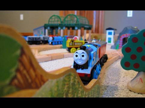 Thomas and the Hill