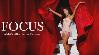 Video Ariana Grande - Focus (AMA's 2015 Studio Version) download MP3, 3GP, MP4, WEBM, AVI, FLV Oktober 2018