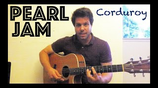 Guitar Lesson: How To Play Corduroy By Pearl Jam!