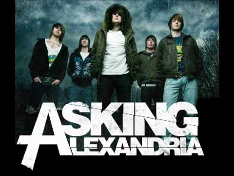 Asking Alexandria - Not The American Average (Stand Up And Scream Version).flv