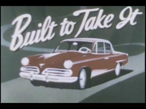 Studebaker Commander V8