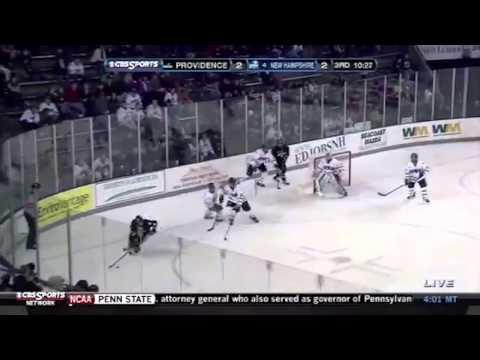 Drew Brown 2012-13 Providence College Men's Ice Hockey Highlights