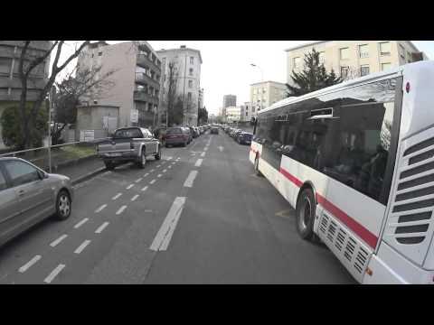 Scène de la Vie à Vélo à Lyon 0016 - Velotaf le soir