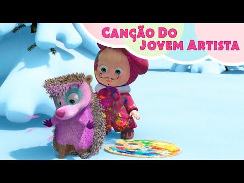 TaDaBoom Português ❄️🎨 Canção Do Jovem Artista 🎨❄️ Retrato Perfeito 🎵 Música Infantile
