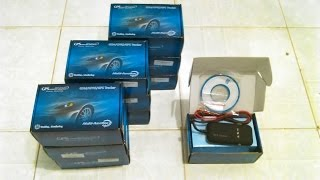 Review Vehicle GPS Tracker GT02A