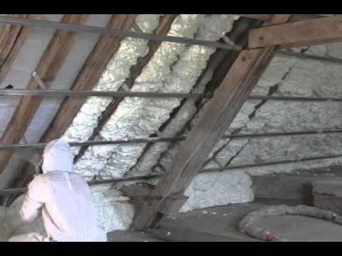 isolation d 39 une long re en pierre dans la sarthe youtube. Black Bedroom Furniture Sets. Home Design Ideas