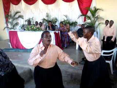 PAMBIO-Nataman niende mbingun-Dar Uwata Choir 2012
