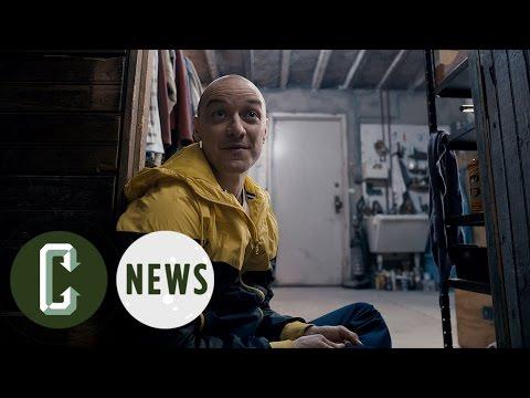 Split Reviews Praise M. Night Shyamalan & James McAvoy | Collider News