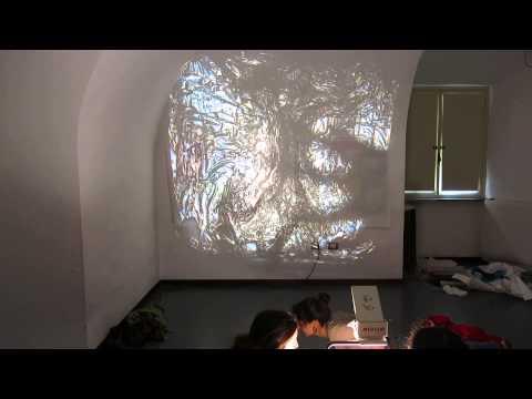 Workshop East West Forest at Incanti Festival, Torino (1)