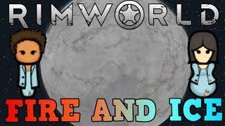 10 super extreme ice sheet   rimworld a17 fire ice
