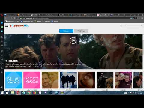 HOW TO WATCH OVER 10,000+ MOVIES AND TV SHOWS FOR FREE AND ON DEMAND SEPTEMBER 2018!