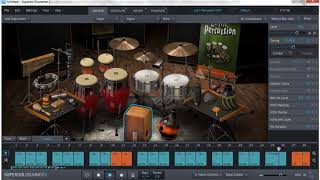 Toontrack Latin Percussion (Superior Drummer 3)