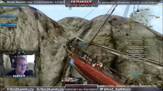 ArcheAge Mountain Climbing /w Harpoon Clipper!